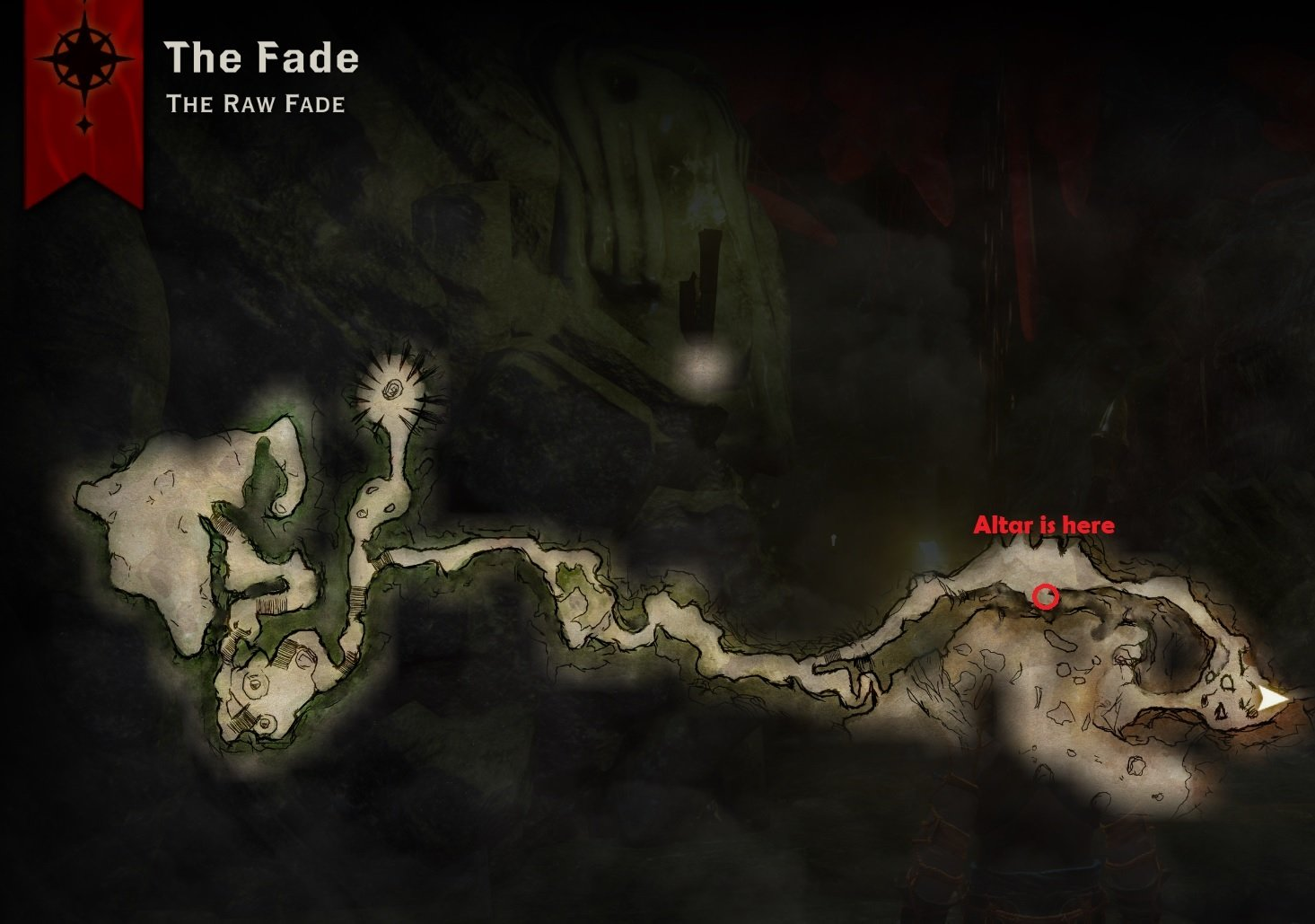 Dragon Age Inquisition Broken Window