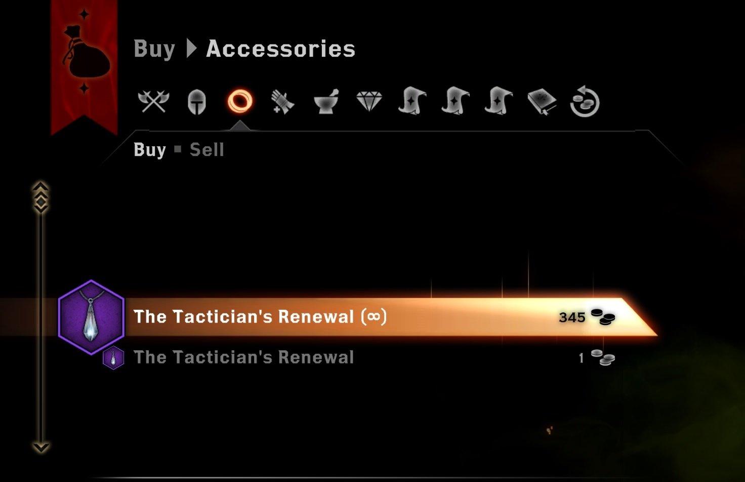 The tacticians renewal dai
