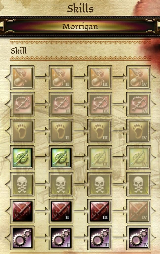 Dragon Age Origins Morrigan Build