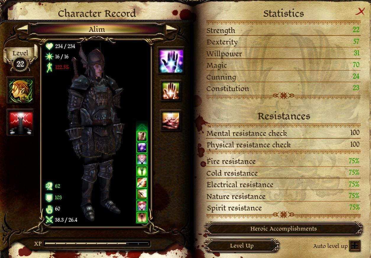 Arcane Warrior Builds Ultimate Guide Dragon Age Origins Dao