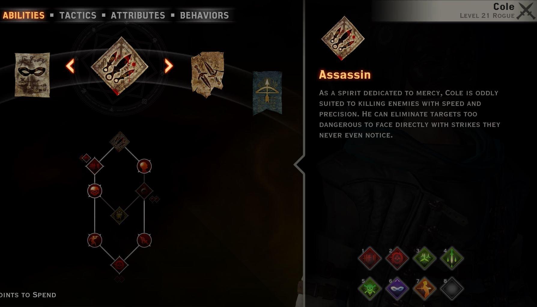 Cole dw build Assassin tree.JPG