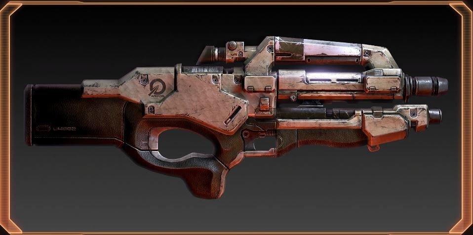M-96 mattock heavy rifle